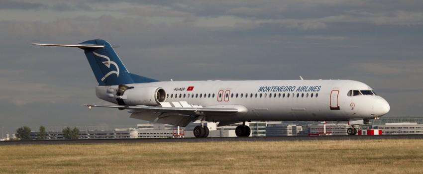 Profit Aerodroma Crne Gore kao garancija Montenegro erlajnsu za kredit kod Hipotekarne banke – Vlada dala saglasnost