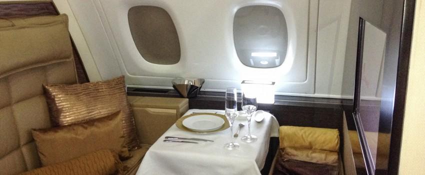 """Letovi A380 sa """"Etihad rezidencijom"""" počinju ranije nego što je planirano"""