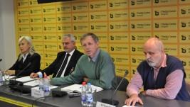 [VIDEO]: Konferencija za medije smenjenog rukovodstva Muzeja vazduhoplovstva