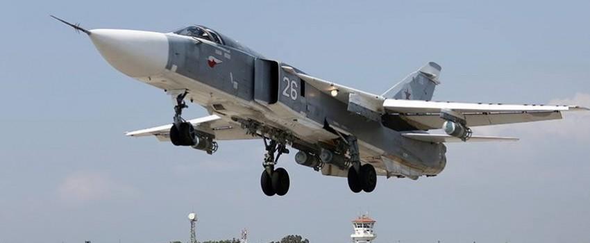 Turska oborila ruski Su-24