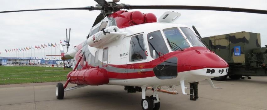 Poleteo drugi prototip helikoptera Mi-171A2