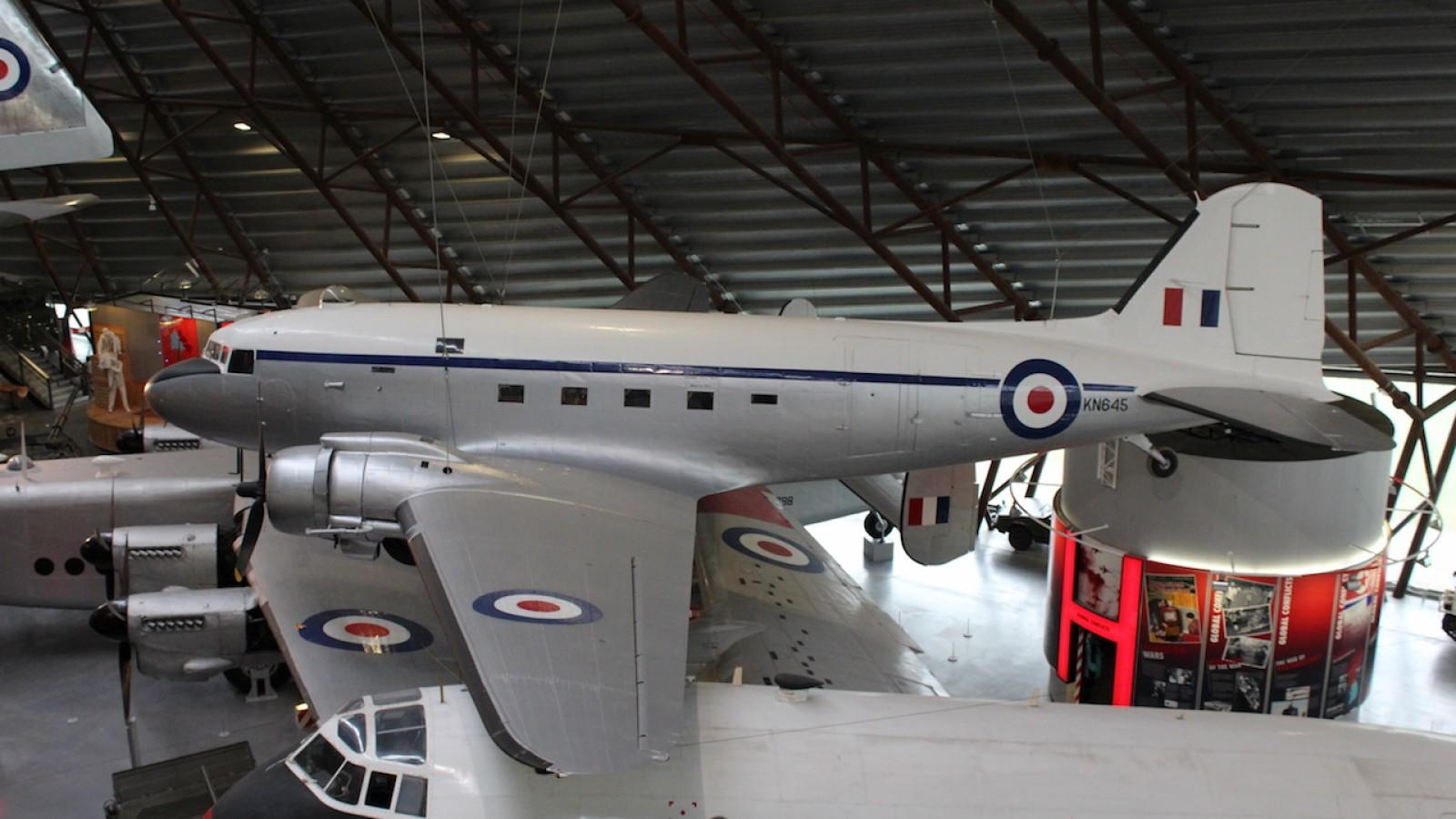 Reportaža: Obilazak vazduhoplovnog muzeja Kosford
