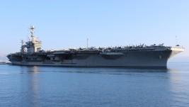 Nosač aviona USS Harry S. Truman (CVN-75) u Splitu: Krstarenje puno izazova