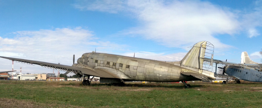 Konačno: Moguće premeštanje aviona Muzeja vazduhoplovstva sa platforme beogradskog aerodroma