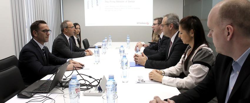 Vučić: Jat Tehnika nije obećana SRT-u, dobija je onaj ko ponudi najbolje uslove i najbolji biznis, u skladu sa zakonom