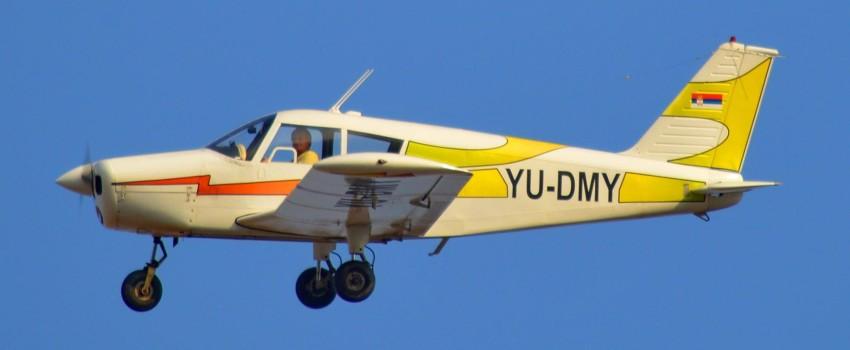 POSLEDNJA VEST: Udes PA-28 u reonu Požarevca, pilot poginuo