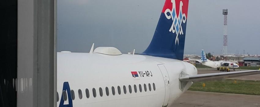 Valja li Internet u avionima Er Srbije?