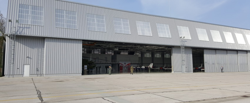 Otvoren novi hangar na Batajnici, predstavljen demonstrator modernizacije Orla, Mi-17 stižu za mesec i po dana