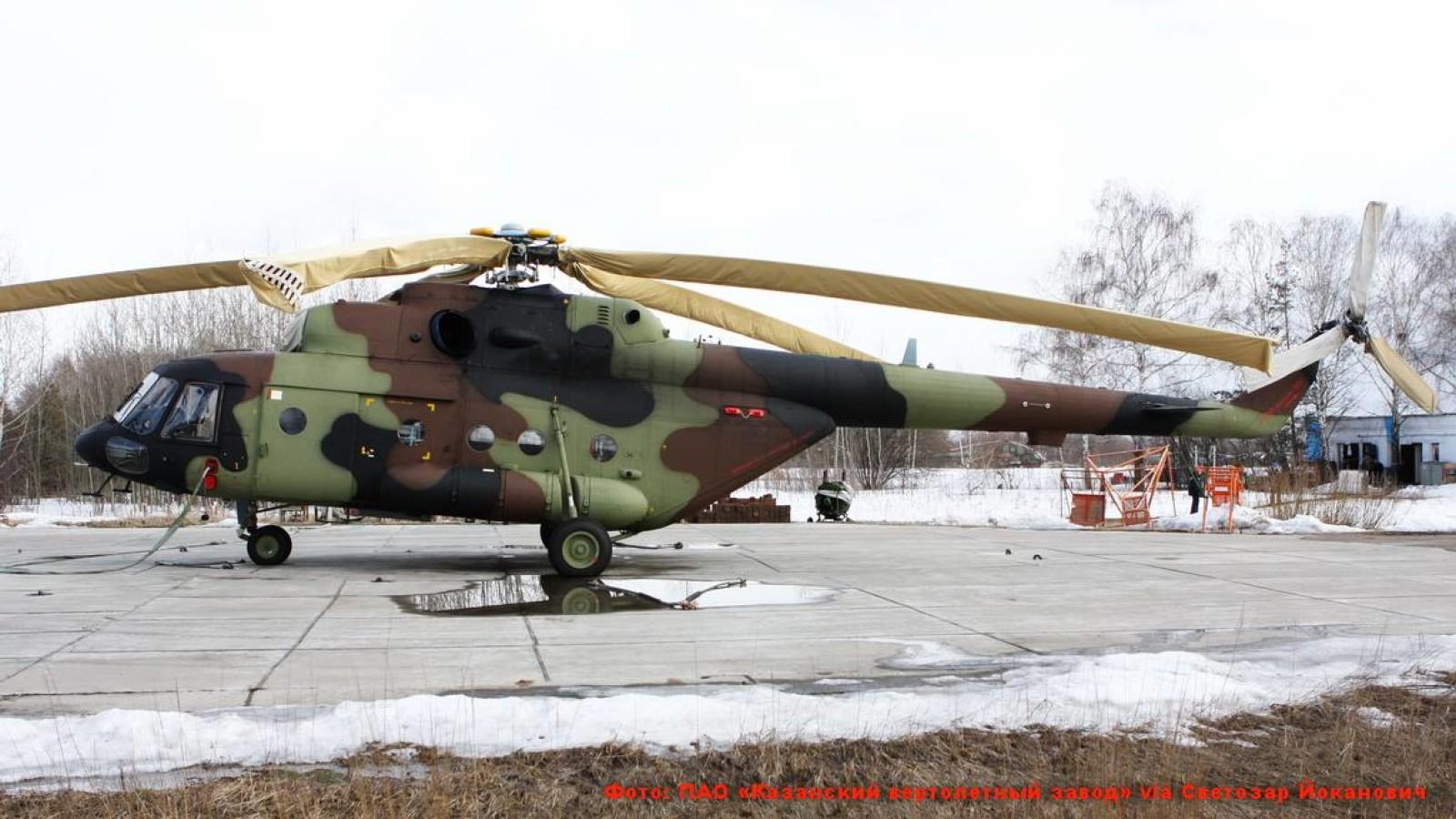 Analiza: Šta od opreme poseduju novi srpski Mi-17V-5