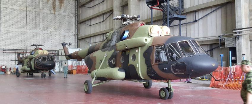 [FOTO] Novi helikopteri Mi-17 stigli u Beograd: Plaćeni 25 miliona evra, u upotrebi od 4. jula