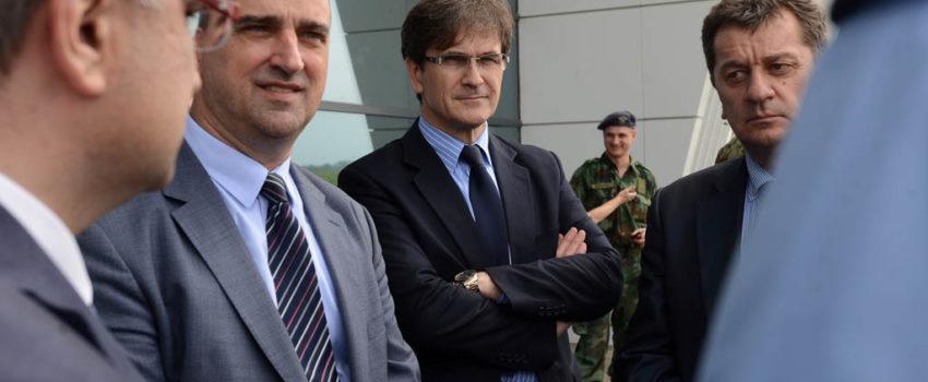 """Nikola Tesla"" donira 300.000 evra aerodromu ""Morava"""