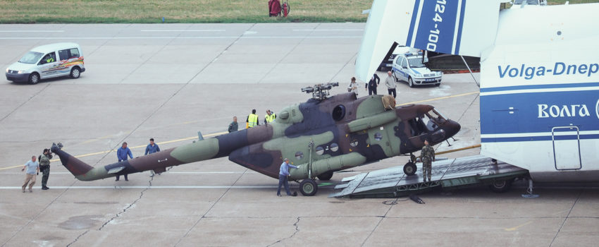Prve fotografije i video: Stigli novi helikopteri za RV i PVO, prenos primopredaje uživo na Tango Sixu