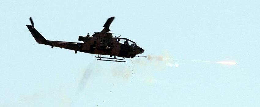 Upotreba avijacije u neuspelom turskom vojnom puču