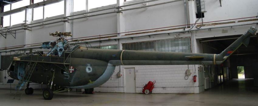 """""""Ruski helikopteri"""" planiraju modernizaciju srpskog remontnog centra """"Moma Stanojlović"""""""