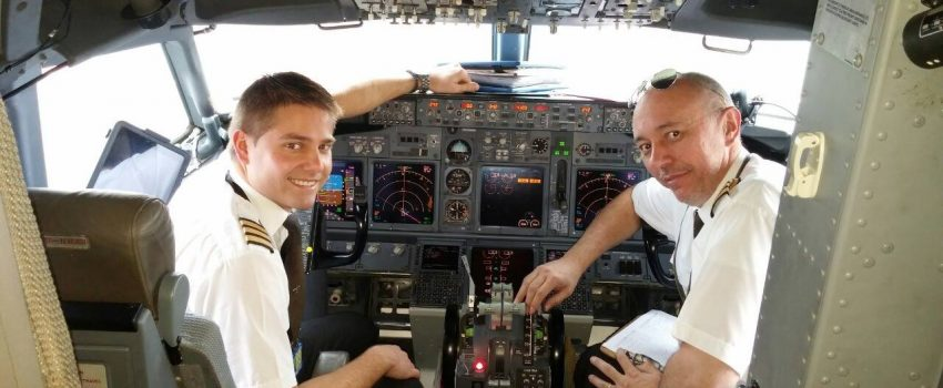 Ekskluzivno: Intervju sa kapetanom Rajanera koji će prvi sleteti u Niš