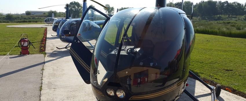 Balkan Helicopters dobio prvi helikopterski AOC u Srbiji