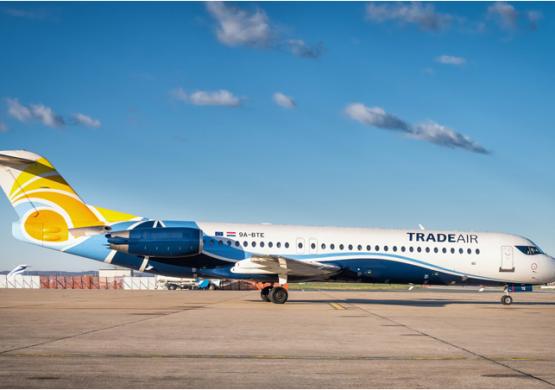 Može li Trade Air istovremeno letjeti za Croatiu, Air Serbiu i Adriu?