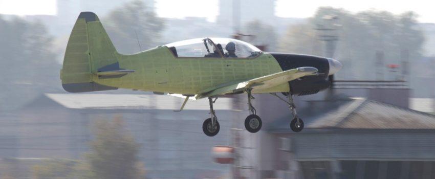 Poleteo prototip ruskog školsko-trenažnog aviona Jak-152