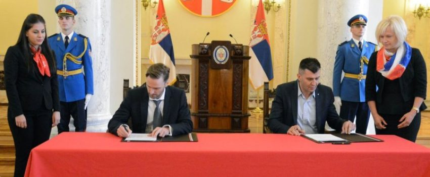 Ministarstvo odbrane potpisalo Memorandum o saradnji sa kompanijom Airbus