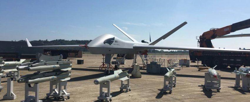 """Nova kineska borbena bespilotna letelica """"Wing Loong II"""""""