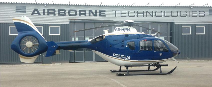 Slovenačka policija modernizuje helikopter EC135