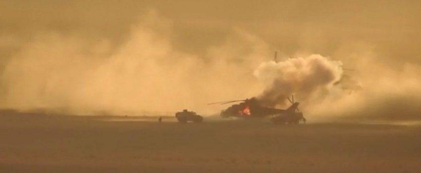 Rusija u Siriji izgubila još jedan helikopter