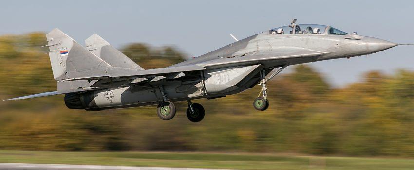 Novosti: Rusija odobrila Srbiji paket vojne tehnike koji sadrži i 6 MiG-ova 29