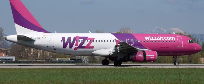 Rezultat Wizz Aira u Srbiji: 545.000 prevezenih putnika i rast od 19% u 2016. godini