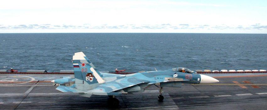 Postoje li operativni problemi u upotrebi ruske Mornaričke avijacije u Siriji?