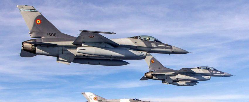 Novi detalji nabavke borbenih aviona F-16 za Rumuniju