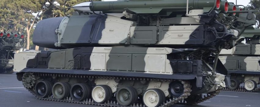 Raketni sistem PVO Buk-MB
