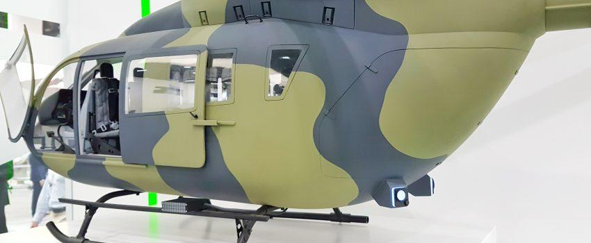 [VIDEO] AMPS – sistem samozaštite za RV i PVO helikoptere H145M i Mi-17?