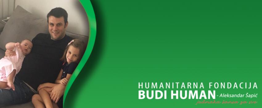 [HUMANITARNA AKCIJA] Prikupljanje novčanih sredstava za pomoć Milošu Komnenoviću koji boluje od leukemije