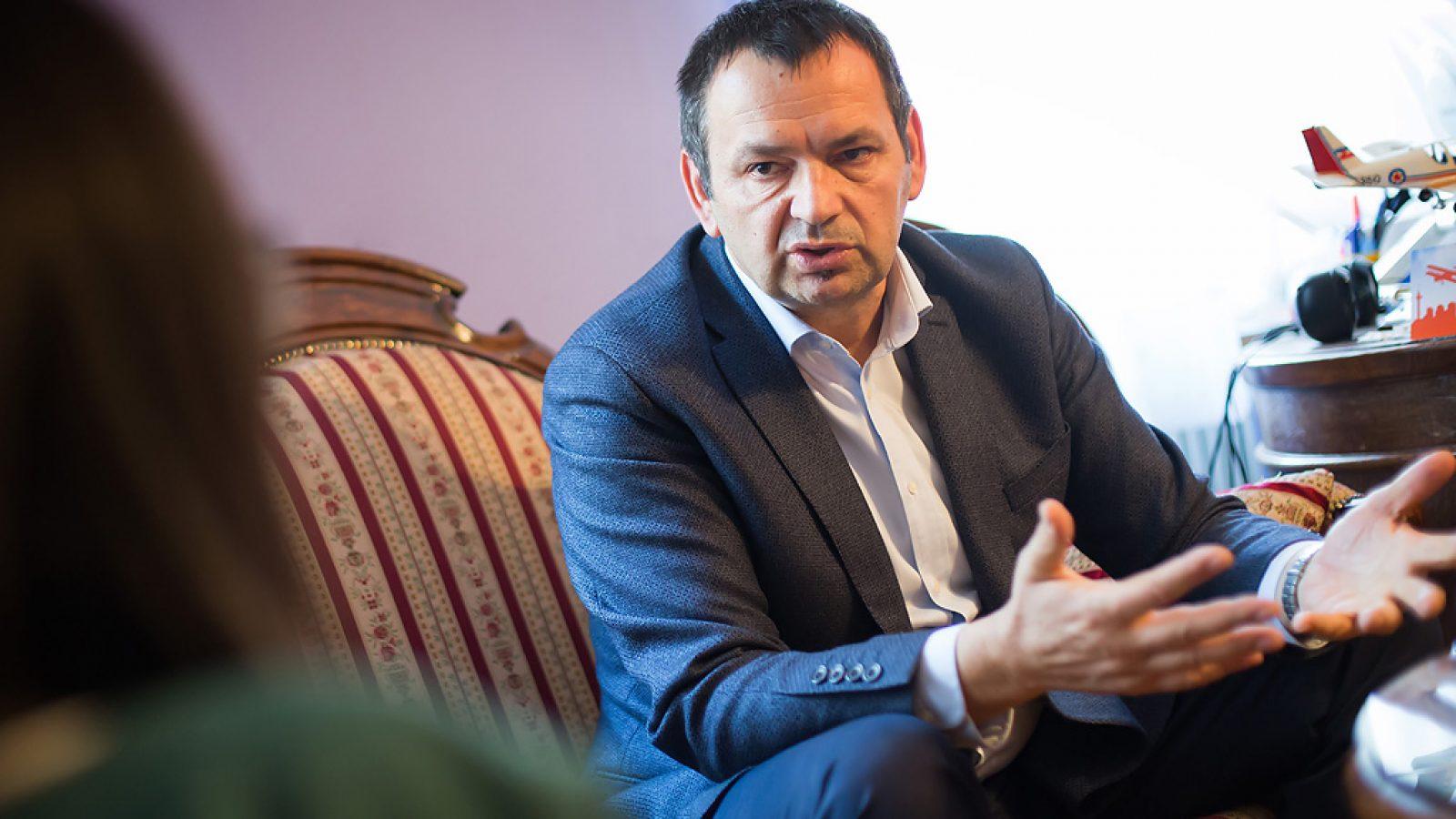 [INTERVJU] Generalni sekretar Vazduhoplovnog saveza Srbije, Željko Ovuka:  Žao nam je što smo tužili Vojsku, ali branimo interese VSS-a