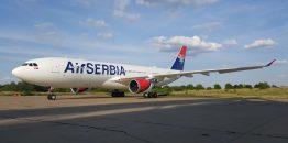 """A330 ponovo u Zagrebu: Er Srbija šalje svoj najveći avion prvog dana rada novog terminala Aerodroma """"Dr. Franjo Tuđman"""""""