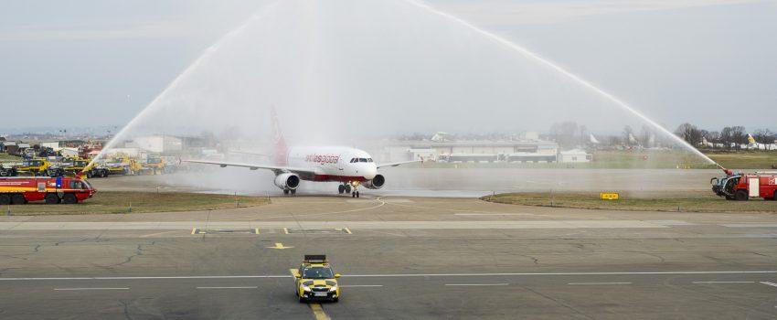 [VIDEO] Prvi let Atlasglobala na relaciji Istanbul-Beograd: Računamo na letove Er Srbije za Njujork