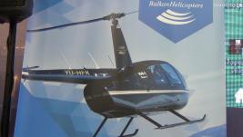 [VIDEO] Balkan Helicopters: Panoramski letovi iznad Beograda predstavljeni na Sajmu turizma