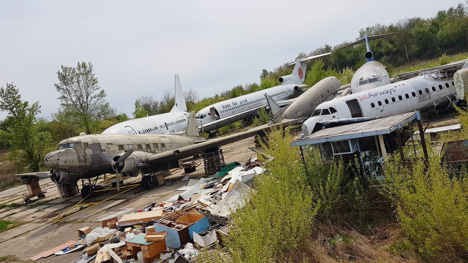 [HITNO] Ako Muzej vazduhoplovstva Beograd ne prikupi 20.000 evra Boing 727 i Konver 440 mogu biti zauvek izgubljeni
