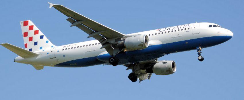 Croatia Airlines po prvi put uvodi letove na liniji Zagreb-Dablin; U planu iznajmljivanje dva aviona CRJ1000
