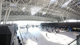 "[REPORTAŽA] Alen Šćuric u obilasku novog terminala Zračne luke ""Franjo Tuđman"""