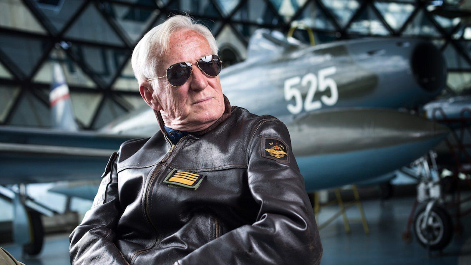 [VIDEO] Suad Hamzić, pilot lovac-izviđač JNA posle 51 godine u kokpitu svog Tanderdžeta