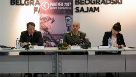 """[NAJAVA] 8. Međunarodni sajam naoružanja i vojne opreme """"Partner 2017"""""""
