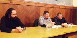 """Održana tribina """"Bombe na Vaskrs"""" u Vaznesenjskoj crkvi u Beogradu"""