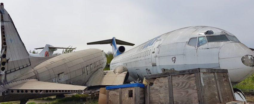 Muzej vazduhoplovstva: Za prevlačenje B727 i Konvera 440 čekamo deset dana bez kiše; Javila se firma da to učini besplatno