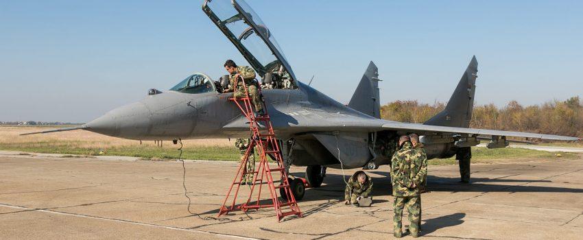 Ministarstvo odbrane potvrdilo da se u Rusiji na obuci nalazi deo pilota i tehničkog osoblja za avion MiG-29