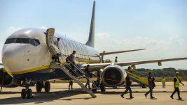 """""""Ryanair"""" uvodi liniju Stokholm-Niš"""