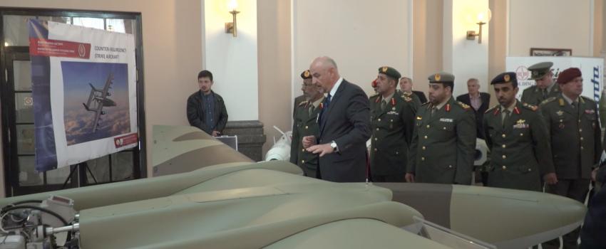 [PREMIJERA] Novi projekat Ministarstva odbrane i Vojnotehničkog instituta – dvosedi COIN jurišnik