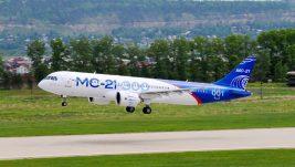 Prvi let novog putničkog aviona iz Rusije: MC-21 spreman da razbije Boing-Erbas duopol