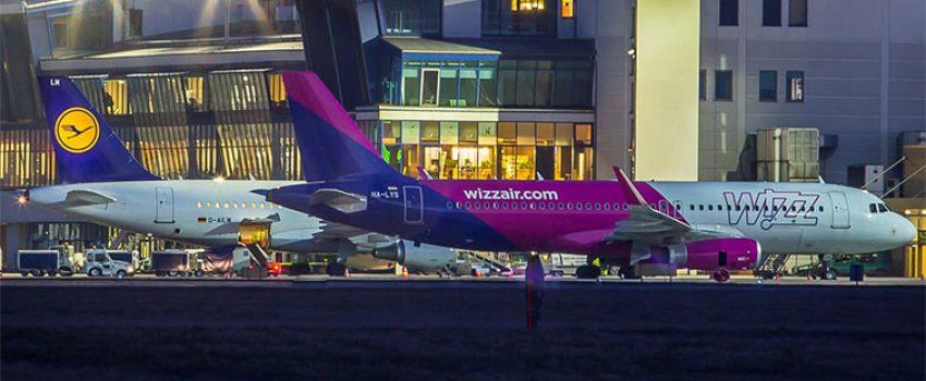 Rat dva istinska giganta regije – Eurowings protiv Wizz Aira