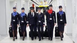 Prvi put u istoriji kompletna ženska posada na letu srpskog nacionalnog avio-prevoznika